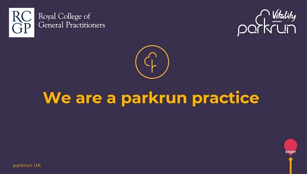 We are a parkrun practice